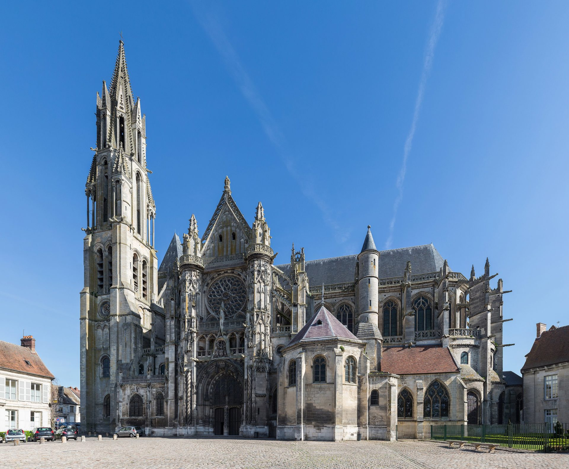 Senlis Cathedral
