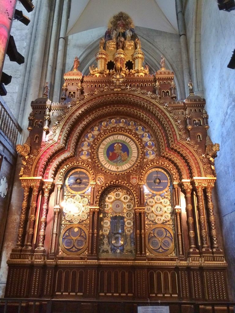 Horloge astronomique de Beauvais