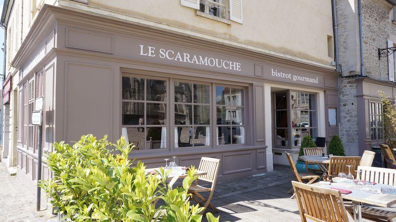 Le Scaramouche, Senlis